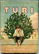 Giuseppe Ernesto NUCCIO = TURI = ill. CARLO NICCO