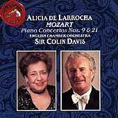 Mozart: Piano Concertos Nos. 9 & 21 (CD, RCA Victor Red Seal)