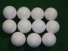 11 x FOOTBALL TABLE GARLANDO BALLS
