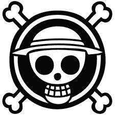 One Piece Anime Logo - Cartoon Decal Vinyl Car Wall Laptop sticker