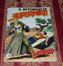 ZAGOR ZENITH originale: numero 277 *Prima Edizione*