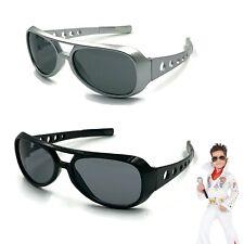 Children Kids Size Costume Rock N Roll Elvis SUNGLASSES Glasses 1950's Age 3-10