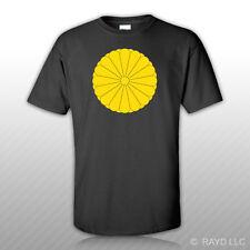 Japanese Imperial Seal T-Shirt Tee Shirt Free Sticker japanese rising sun nippon