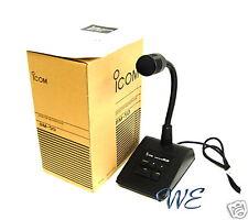 NEW ICOM SM-50 Desktop Mic for IC-7700 IC-718 IC-7800 IC-7850 IC-9100 IC-7410