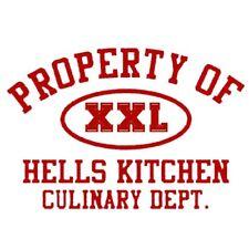 Property of Hells Kitchen T-shirt TV 3 Colors S-3XL