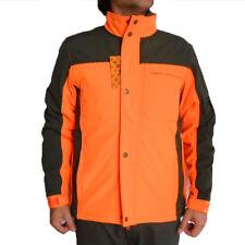 Giubbino giacca softshell alta visibilita' lavoro cinghiale antivento caccia