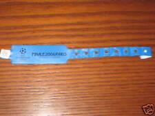 FINAL CHAMPIONS LEAGUE 2006 BARCELONA ARSENAL BRACELET
