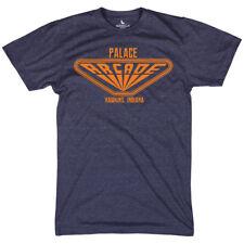 Palace Arcade Tshirt funny hawkins indiana gaming shirts video games arcade retr