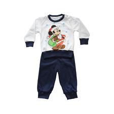 Pigiama bimbo Natalizio Topolino Disney Baby da 9 mesi a 4 anni R846