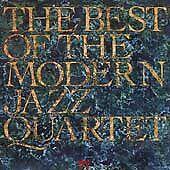 Modern Jazz Quartet, Best of, Excellent