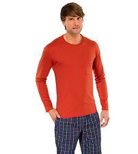 Schiesser Hombres Mix & Relax camisa manga larga camiseta 48-66 s-7xl dormir