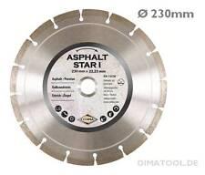 Cedima Asphalt Star I Trennscheibe für abrasive Materialien Ø230x22,23/Ø350x25,4