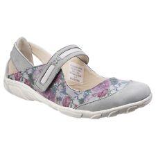Fleet & Foster Womens/Ladies Floral Elderflower Mary Jane Shoes (FS5237)