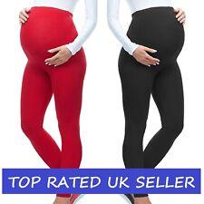 RSVH WML Womens full length Comfortable nursing preganancy maternity leggings