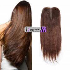 8A Peruvian Virgin Remy Human Hair Unprocessed 4*4 Silk Straight Lace Closure