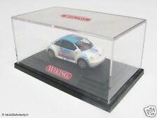 WIKING 035040 VW New Beetle Expo 2000 Vitrine 1:87 neuw