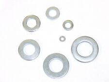 Unterlegscheiben 4,3 / 5,3 / 6,4 / 8,4mm Aluminium , DIN 125 , U-Scheiben