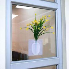 Bottle Container für Blumen Pflanzliche Vasen Silikon Sticky Vase Wand Stick