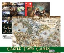 Octopath Traveler Game Case Official Alternate Cover Art Nintendo Switch
