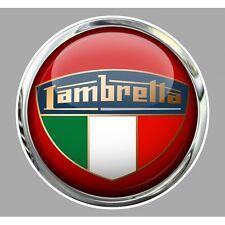 LAMBRETTA Sticker Trompe-l'oeil