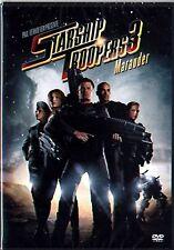 DVD - STARSHIP TROOPERS 3 - Casper Van Dien