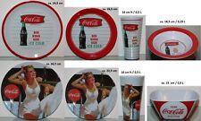 Coca-Cola choisir ARTICLE: Assiette, gobelet, bol, bol, Céréales