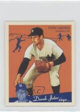 2008 Upper Deck Goudey Mini Blue Back #132 Don Larsen New York Yankees Card