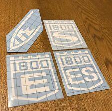 Volvo p1800 Vintage Badge Decals (for your Window, Laptop, Locker, etc.)