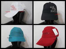 cappello uomo donna regolabile Calvin Klein swimwear rosso bianco nero azzurro