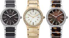 Karen Millen Ceramic & Stainless Steel Bracelet Ladies Fashion Watch -