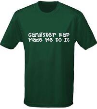 Gangster Rap FATTO Me Do It T-shirt uomo 10 COLORI (S-3XL) da swagwear