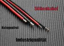 Silikonkabel 1m ÖLFLEX 180 SiF 0,5m ROT / 0,5m SCHWARZ Silikonlitze