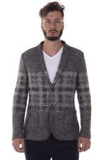 Giacca Daniele Alessandrini Jacket -50% Gim Italy Uomo Grigio G2577S19533605-10