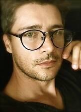 Retro Vintage Round Oval Circle Frame Clear lenses Eyeglasses Glasses Men Women