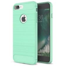 "Para Apple Iphone 7 8 (4.7"") Nuevo Premium Fibra de Carbono Funda Teléfono +"