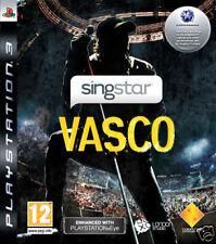 Videogame SingStar VASCO - SW PS3