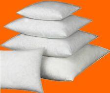 Hollow Fiber Cushion Inner Insert Filler Pad All Size Home Decor Pillow Cushions