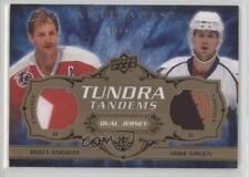 2008 Upper Deck Artifacts #TT-LG Rod Langway Mike Green Washington Capitals Card