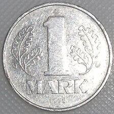 DDR 1 Mark 1956 bis 1986 Bitte lesen