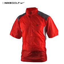 Nike GOLF Japan Men's VAPOR S/S Golf Shirt Size SMALL S SM SML RED GREY 371150