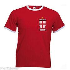 Inglaterra Copa Del Mundo 2018 Adultos Camiseta