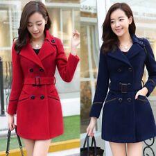 New Women's Coat Warm Winter Thicken Slim Jacket Outwear Overcoat Korean Fashion