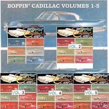 Specialmente-Boppin 'Cadillac vol. 1-5 - 5 CD Set!
