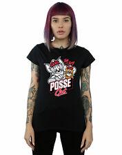 Tom And Jerry Women's Posse Cat T-Shirt