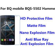 3pcs For BQ mobile BQS-5502 Hammer High Clear/Anti Blue Ray Screen Protector