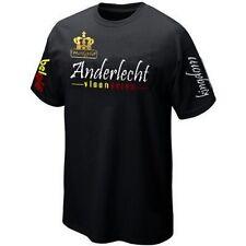 T-Shirt ANDERLECHT VLAANDEREN FLANDRE BELGIË BELGIUM ultras- Maillot Belgique