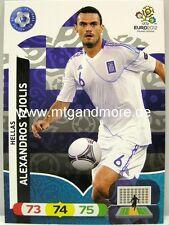 Adrenalyn XL EURO EM 2012 - Alexandros Tziolis - Griechenland