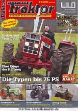 Oldtimer Traktor 5-6/10 Alu-Grill IHC/ Fendt Farmer 2/Unimog 402/Skoda Story (1)
