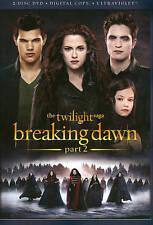 The Twilight Saga: Breaking Dawn - Part 2 (DVD, 2-Disc Set)