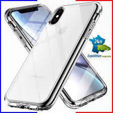Coque tel pour iPhone housse étui intégrale TPU 360 transparent 6/6g/6s/6s+/6+